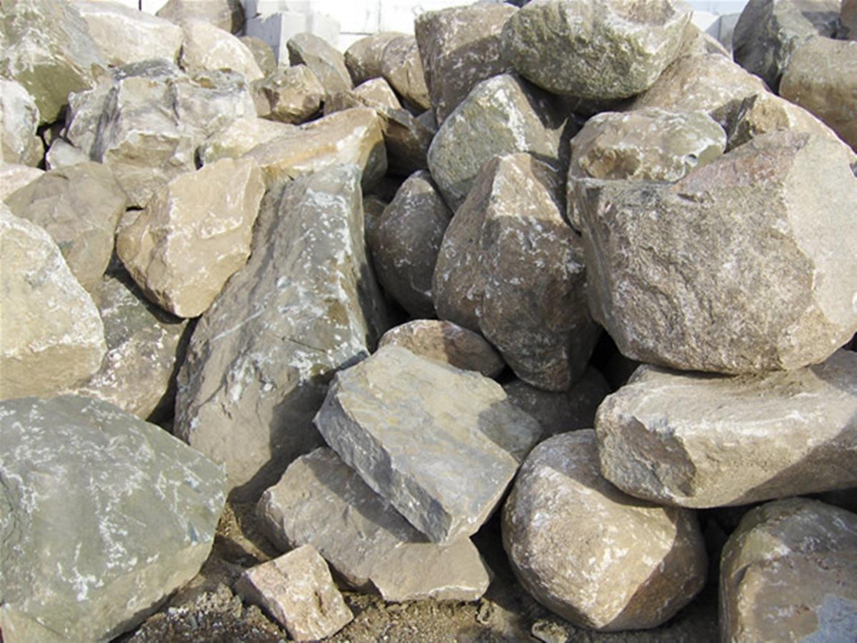 D e landscaping grading rocks boulders for Landscaping rock removal
