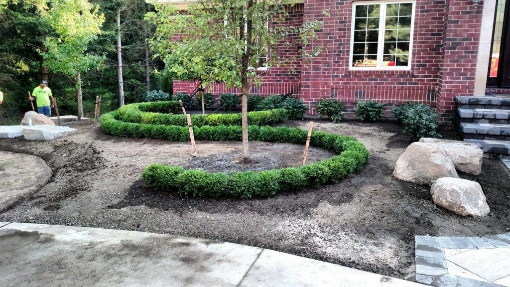 Landscaping – D&E Landscaping and Grading, Inc