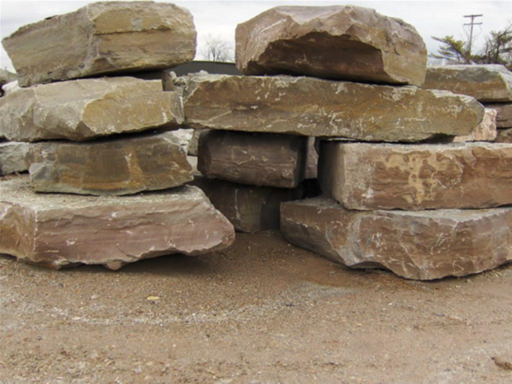 ledgerocks and boulders  u2013 d u0026e landscaping and grading  inc